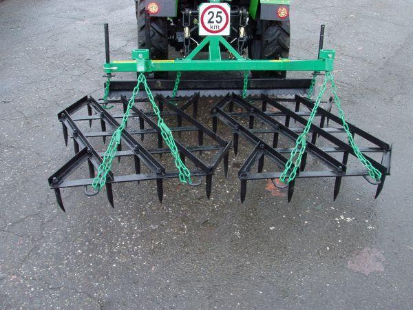 Как сделать рамку для трактора